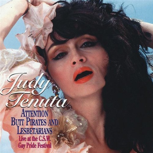 Judy Tenuta Attention Butt Pirates & Lesb