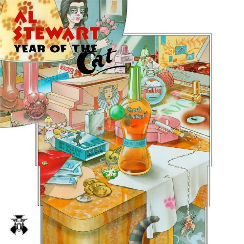 Al Stewart Year Of The Cat 180gm Vinyl