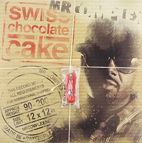 Mr Complex Swiss Chocolate Cake Incl. Usb Drive