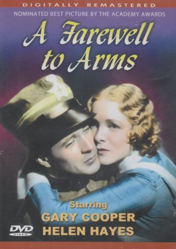 A Farewell To Arms [slim Case] Cooper Hayes Menjou Larue Borzage
