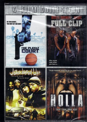 Xzibit Busta Rhymes Sticky Fingaz Greg Morgan Mink The Playaz Court Full Clip Jacked Up Holla