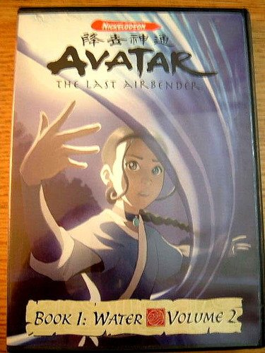 Avatar The Last Airbender Book 1 Water Vol. 2