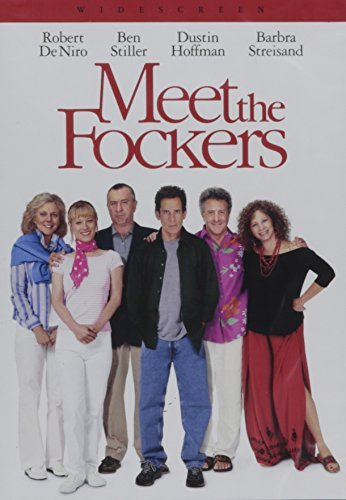 Meet The Fockers Stiller De Niro Hoffman Streis Ws Pg13 Incl. Ticket