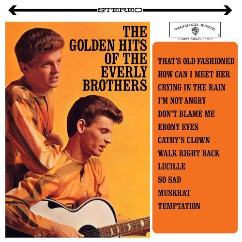 Everly Brothers Golden Hits Of The Everly Brot