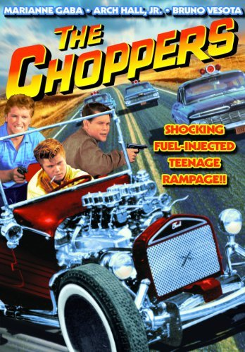 Choppers (1961) Hall Arch Jr. Bw Nr