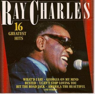 Ray Charles 16 Greatest Hits