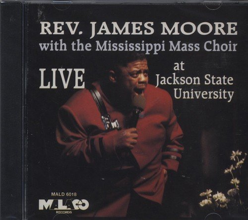 Rev. James Moore Live At Jackson State University