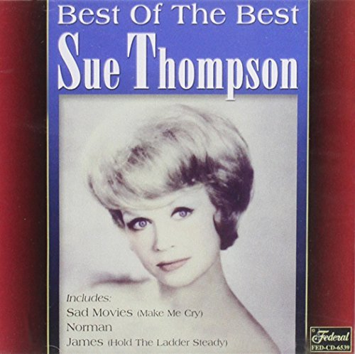 Thompson Sue Best Of The Best