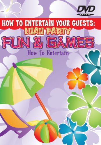 The Hit Crew Df How To Entertain Your Guests Fun & Games DVD