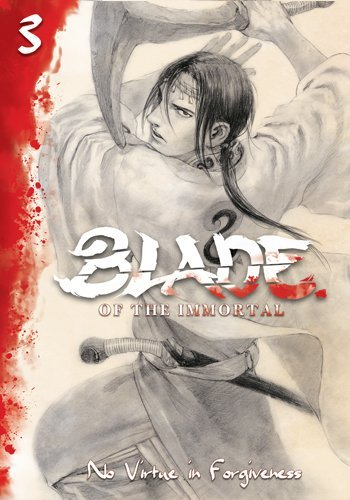 Vol. 3 No Virtue In Forgivenes Blade Of The Immortal Jpn Lng Eng Sub Dub Nr