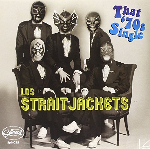 Los Straitjackets Surf #49 Rainy Night In Georgi