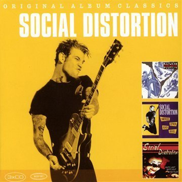 Social Distortion Original Album Classics Import Gbr 3 CD