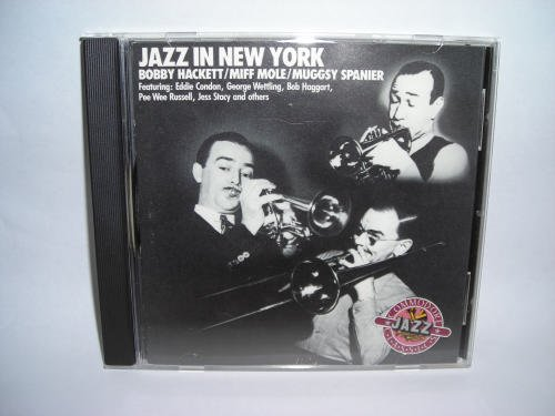 Bobby Hackett Jazz In New York