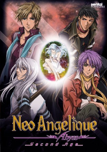 Neo Angelique Abyss Season 2 Neo Angelique Abyss Nr 3 DVD