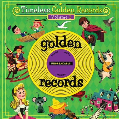 Golden Records Vol. 1 Timeless Golden Records