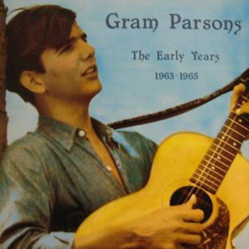 Gram Parsons Early Years 1963 65
