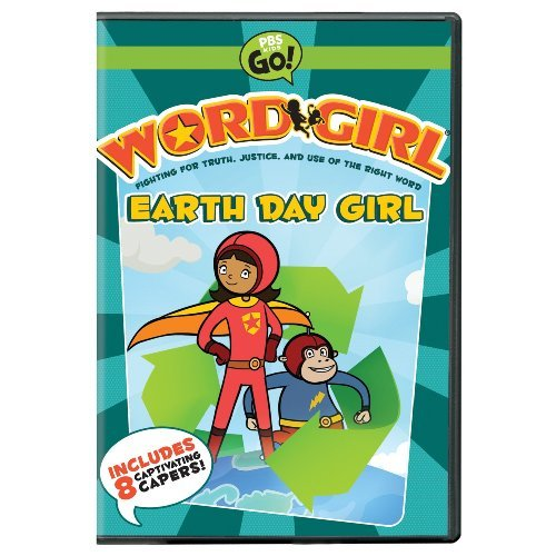 Earth Day Girl Word Girl Ws Nr