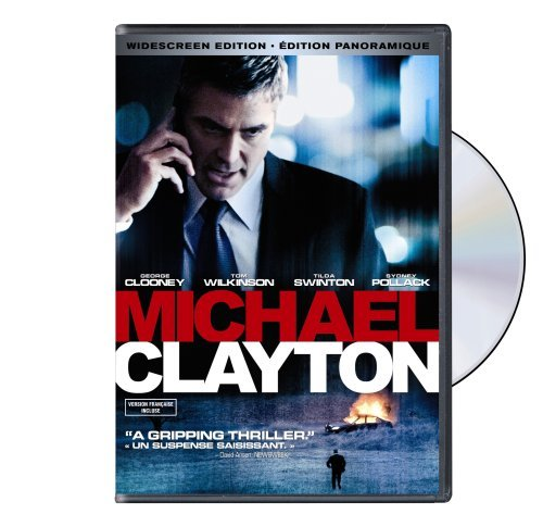 Michael Clayton (widescreen) (2008) DVD