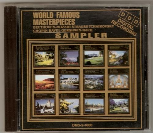 World Famous Masterpieces Sampler