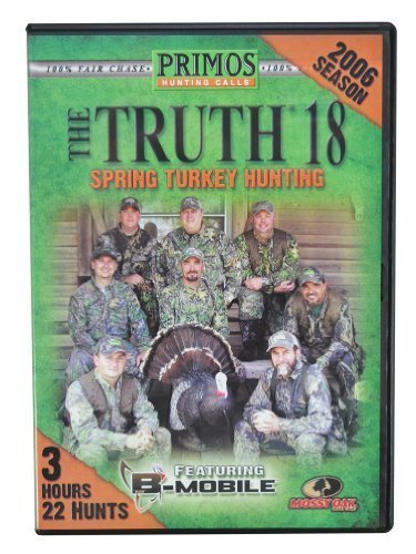 Primos The Truth 18 Spring Turkey Hunting DVD