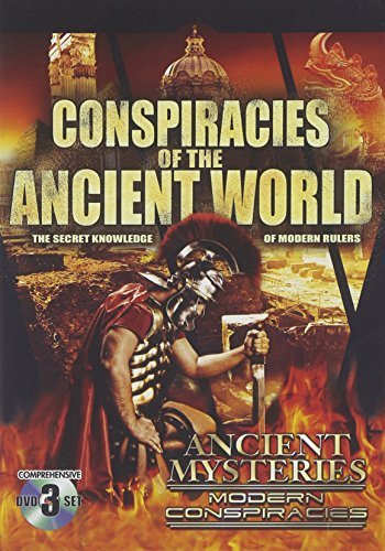 Conspiracies Of The Ancient Wo Conspiracies Of The Ancient Wo Nr