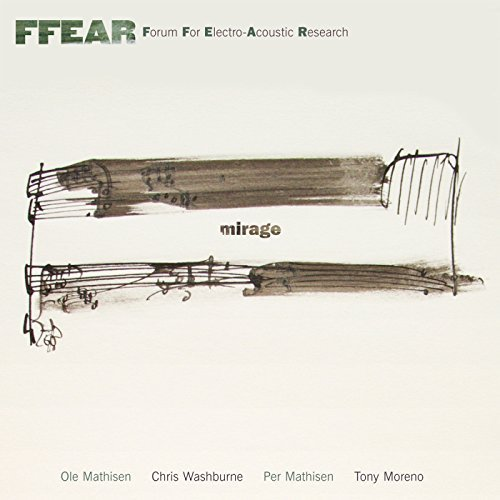 Ffear Mirage Digipak