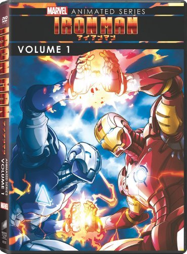 Iron Man Animated Series Vol. Iron Man Animated Series Aws Nr