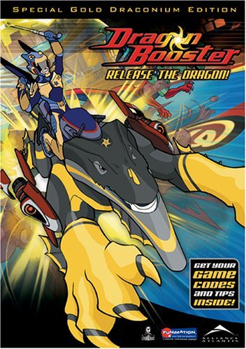 Dragon Booster Vol. 1 Release The Dragon Clr Nr Uncut
