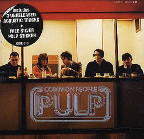 Pulp Common People (rare Acoustic Ep)