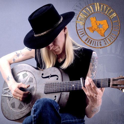 Johnny Winter Vol. 8 Live Bootleg Series 180gm Vinyl
