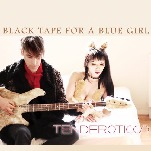 Black Tape For A Blue Girl Tenderotics (remixes & Reproce