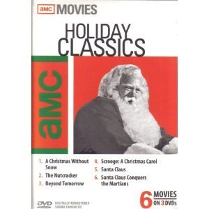 Amc Holiday Classics 6 Movie Set