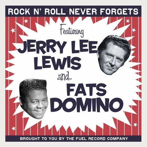 Jerry & Fats Domino Lewis Rock 'n' Roll Never Forgets 2 CD
