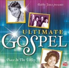 Various Artists Bobby Jones Presents Ultimate Gospel Peace In The