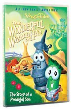 Veggie Tales Wonderful Wizard Of Ha's