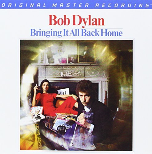 Bob Dylan Bringing It All Back Home Sacd Hybrid Remastered