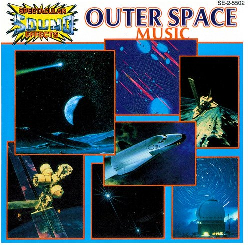 Out Of This World Sounds Sounds Of Outer Space