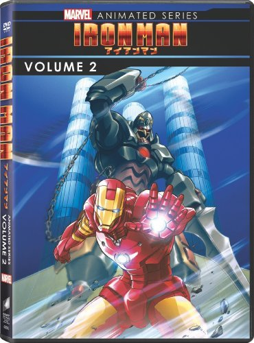 Vol. 2 Iron Man Animated Series Aws Nr