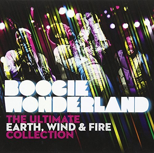 Wind & Fire Earth Boogie Wonderland