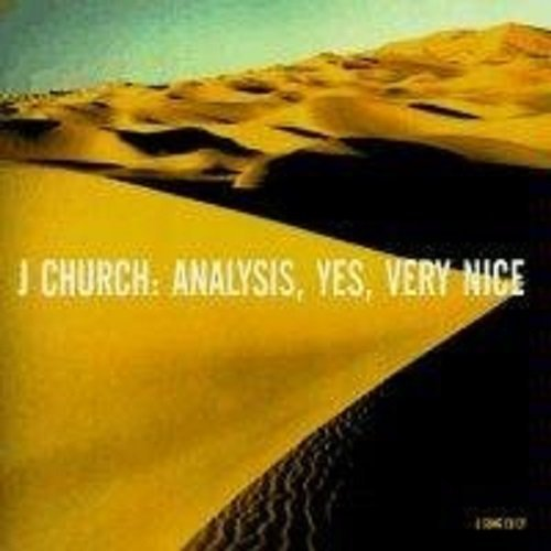 J Church Analysis Yes Very Nice