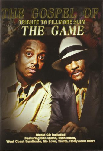 Fillmore Slim Gangsta Brown Ji Gospel Of The Game Tribut To F Explicit Version Incl. CD