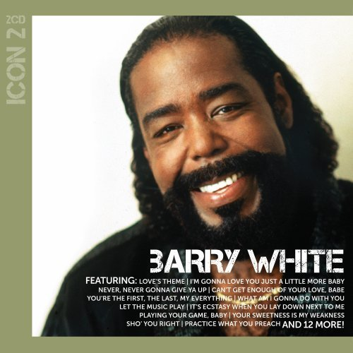 Barry White Icon 2 CD