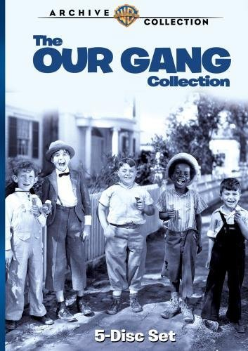 Our Gang Collection Mcfarland Hood Switzer DVD Mod This Item Is Made On Demand Could Take 2 3 Weeks For Delivery