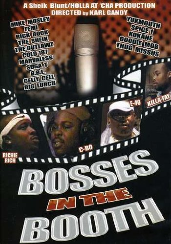 Bosses In The Booth Bosses In The Booth Clr Nr