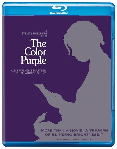 Color Purple Glover Caesar Avery Blu Ray Ws Pg13