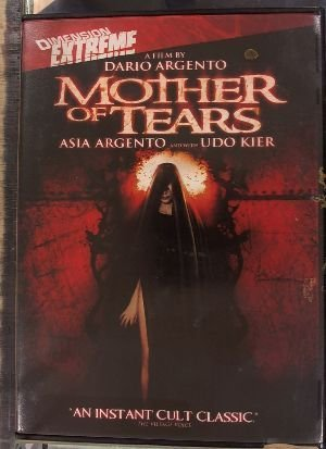 Udo Kier Asia Argento Dario Argento Mother Of Tears (rated Version) Rated Version