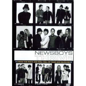 Newsboys Thrive From The Rock & Roll Clr Nr
