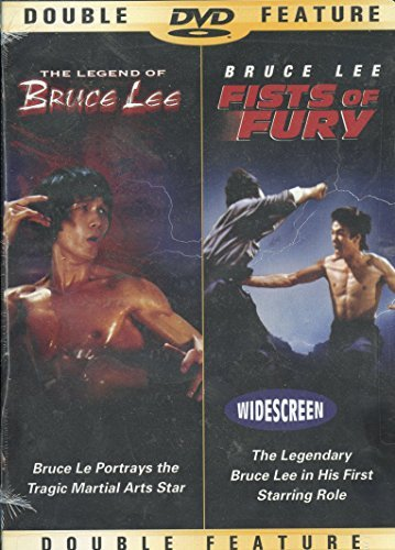 Fists Of Fury Legend Of Bruce Double Feature Clr Nr