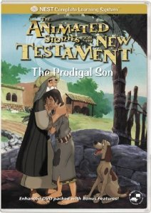 Jesus Richard Rich The Prodigal Son Interactive DVD