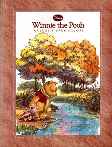 Disney Winnie The Pooh Nature's True Colors By K.